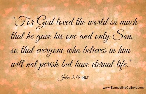 LOVE John 3-16
