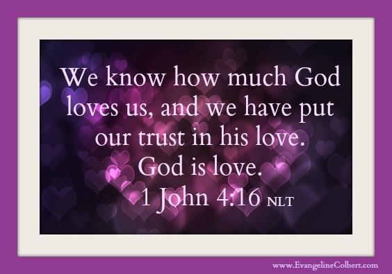 LOVE - 1Jn 4-16