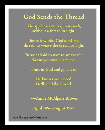 Grandmama's Poem