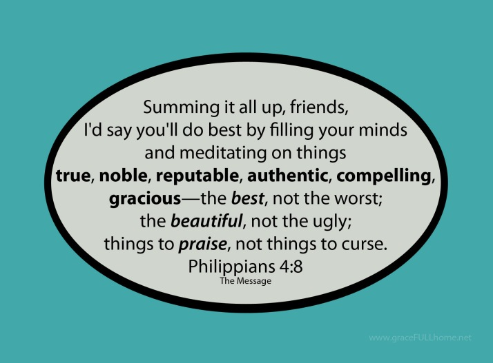 Mother's Day infertility - Philippians-4-8-MSG